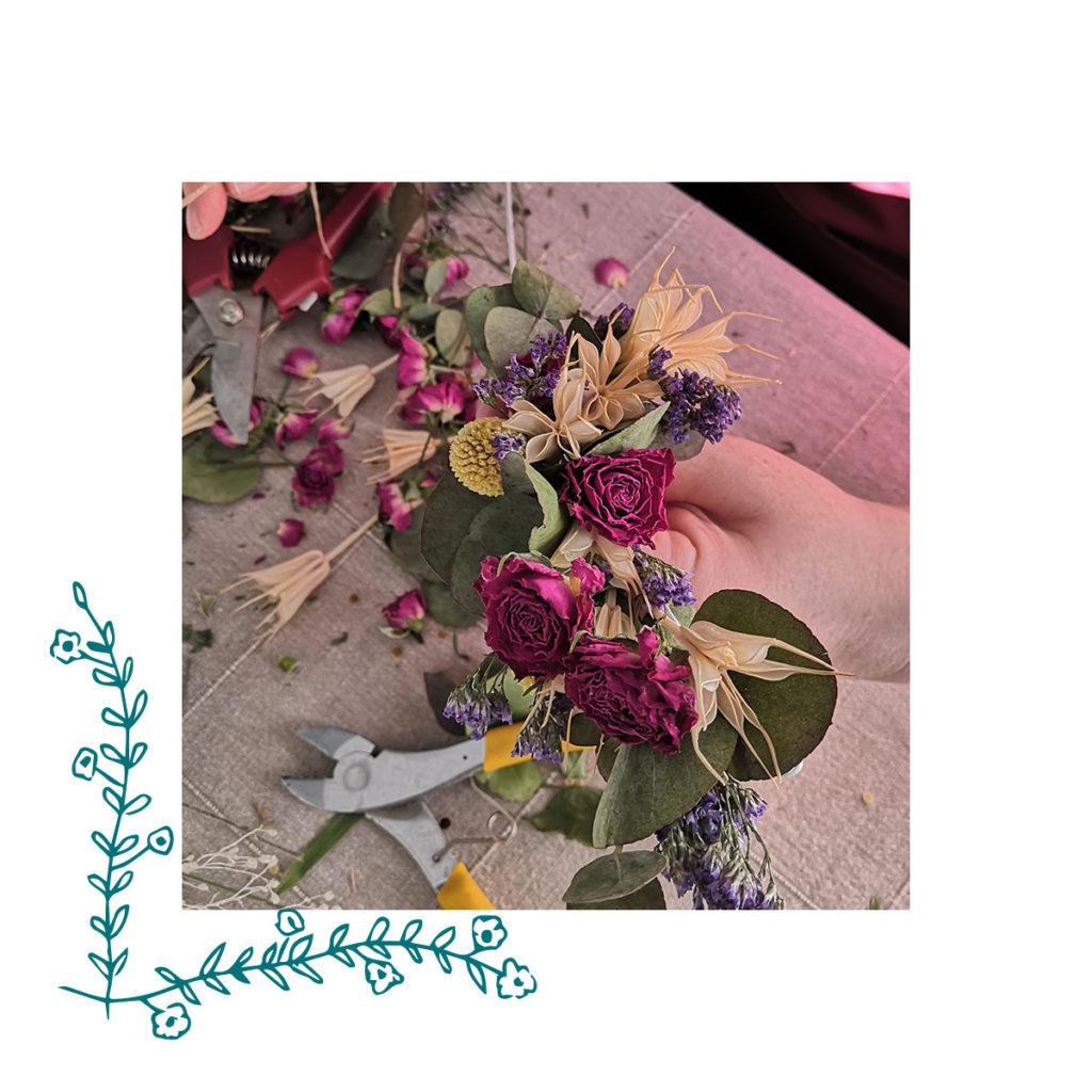 photo atelier bouquet