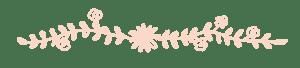 illustration frise fleurs