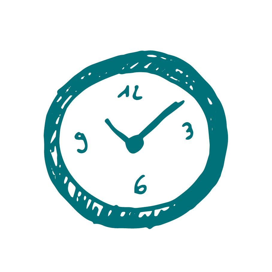 illustration horloge